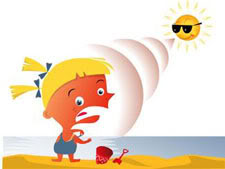 quemaduras solares